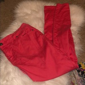 Forever 21 Pants & Jumpsuits - FOREVER21 pink pants!